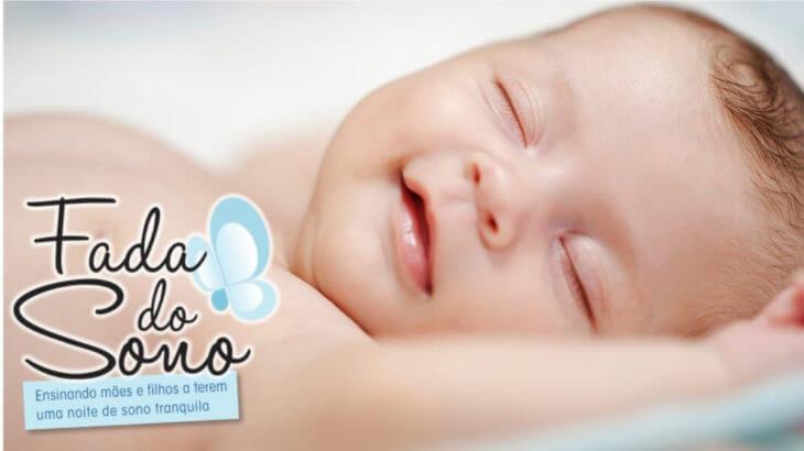 método fada do sono para ensinar bebê dormir